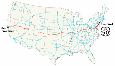 us-highway-50-map